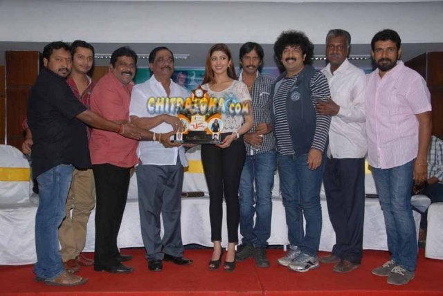 Brahma Movie Pressmeet Gallery