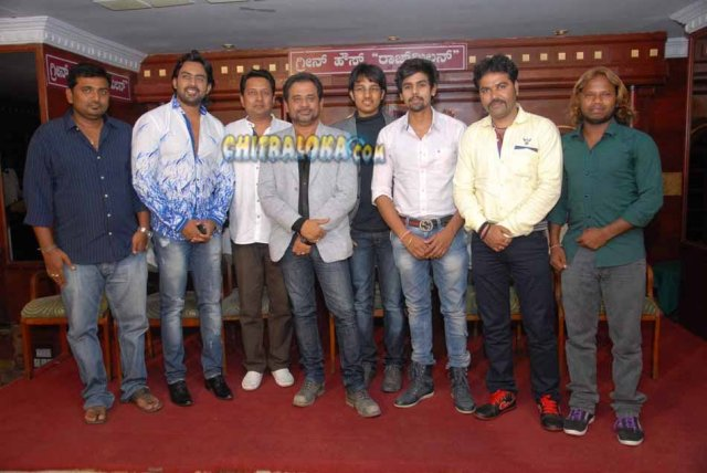 Care Of Footpath Movie Pressmeet Gallery