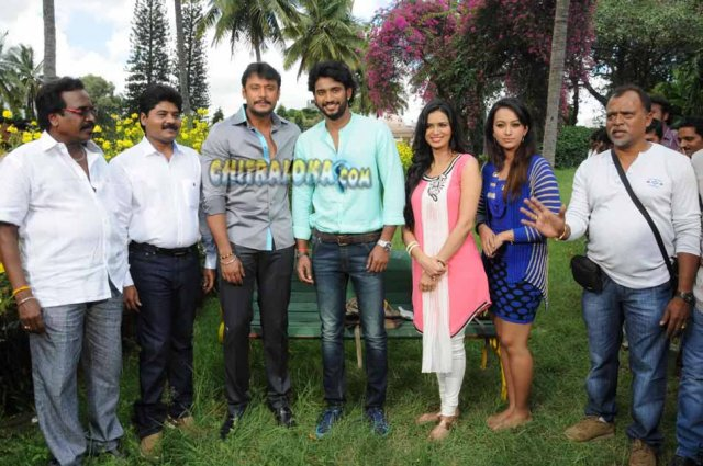 Chinna Chinna Aase Movie Pressmeet Gallery