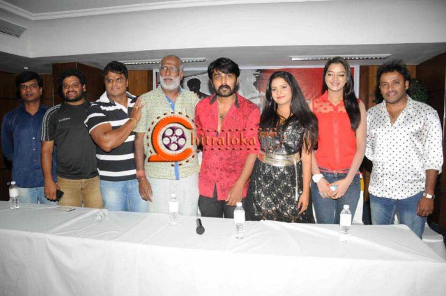 Chiraayu Movie Pressmeet Gallery
