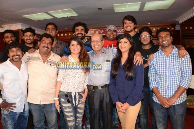 Coma Movie Press Meet Gallery