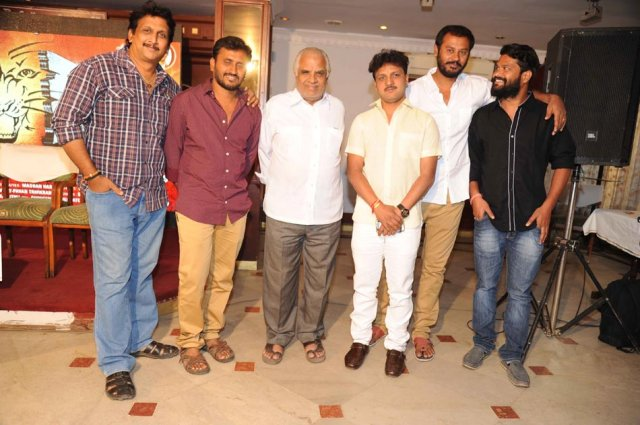 Dada Is Back PressMeet Gallery
