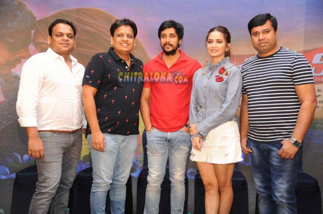 Dalapathi Release Meet Image