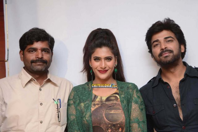 Dandu Movie Pressmeet Gallery