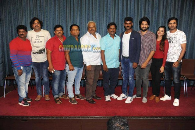 Double Engine Pressmeet Image