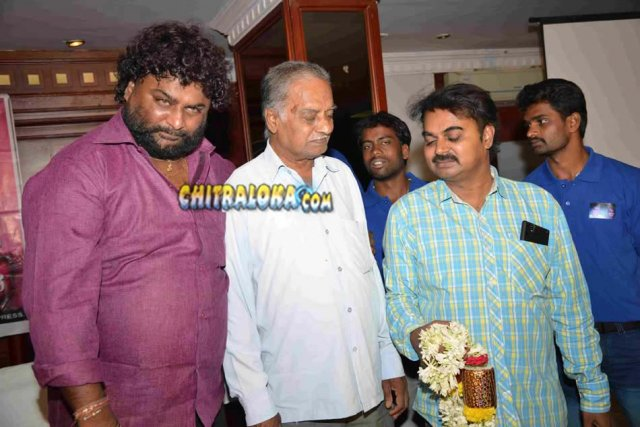 HucchaVenkat Movie Pressmeet Gallery