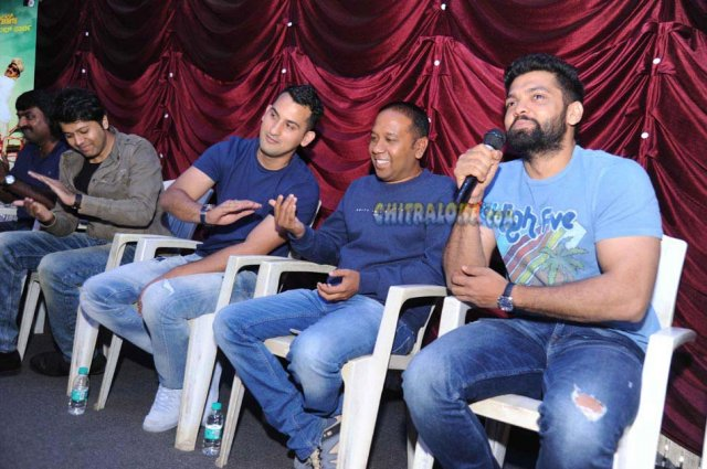 Humble Politician Nograj SuccessMeet Image