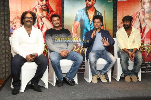 JagguDada Success Meet Image