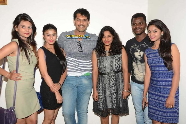 Jaguar Movie Pressmeet Gallery
