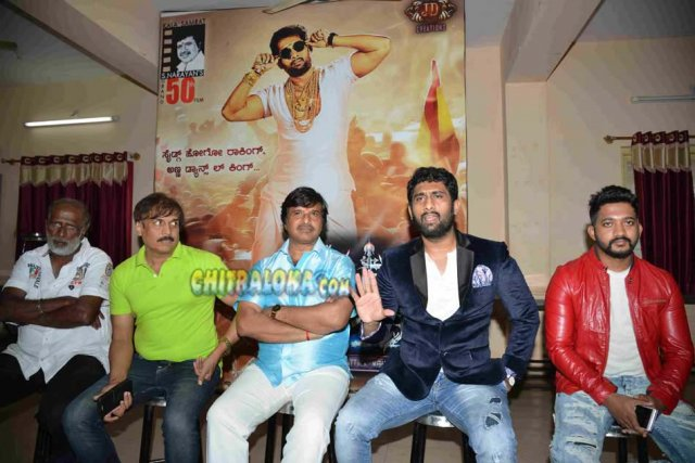 JD Movie Pressmeet Image