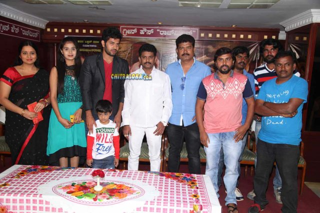 Kamali Movie Pressmeet Gallery