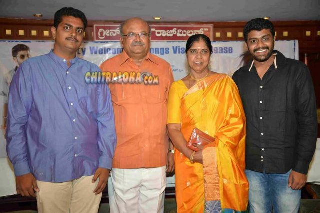 Lakshmana Movie Pressmeet Held On 11 June Image