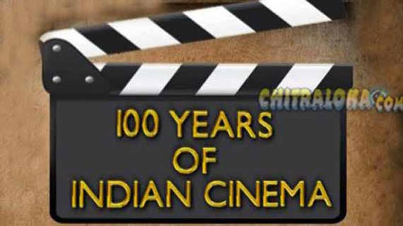 100 years on indian cinema image