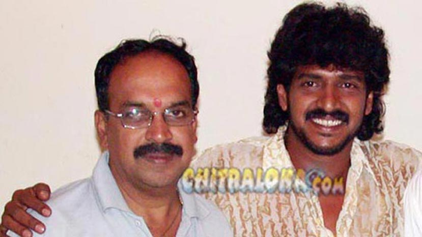 Naganna To Direct Upendra In A New Film