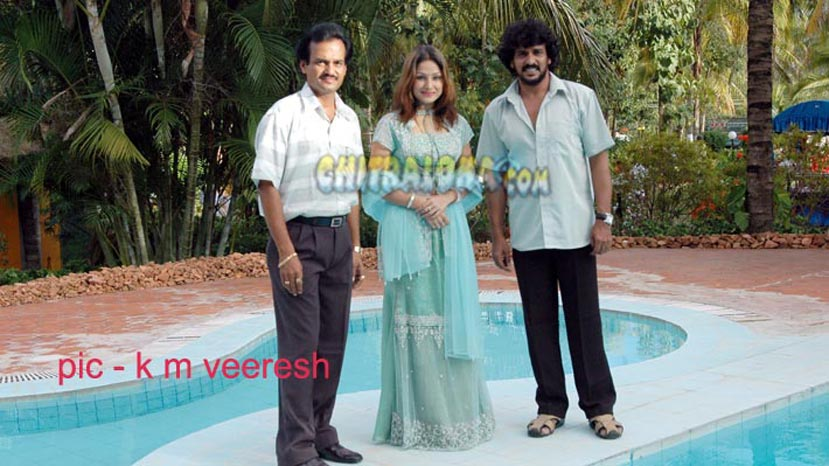 upendra family image