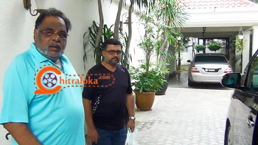 ambareesh ready for shopping