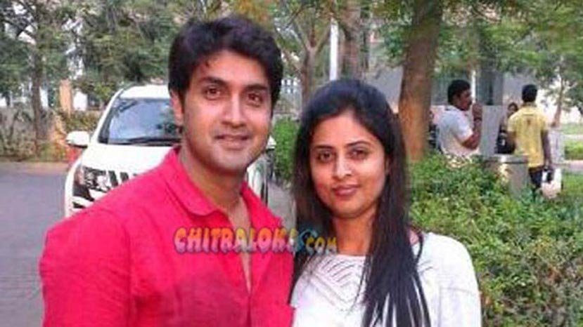 harish raj wife