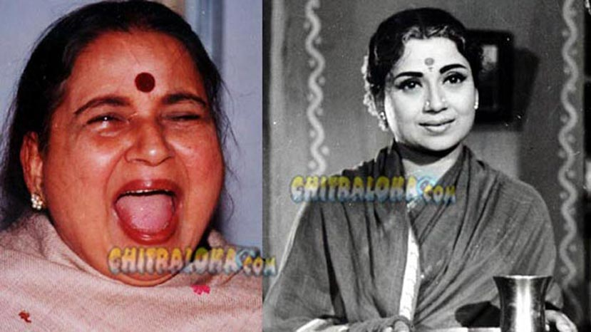 veteran actress pandaribai image