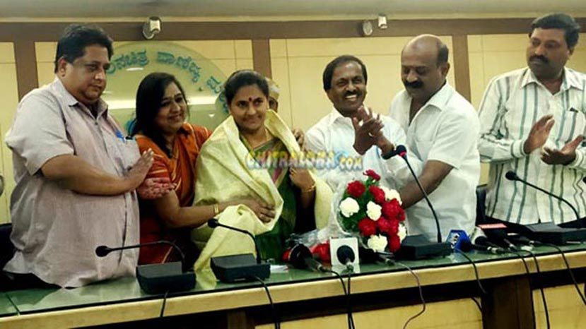 kfcc felicitate mayor image