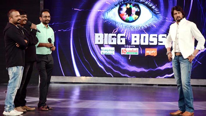 actor at bigg boss image