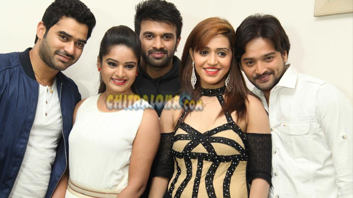 astitva movie audio release image