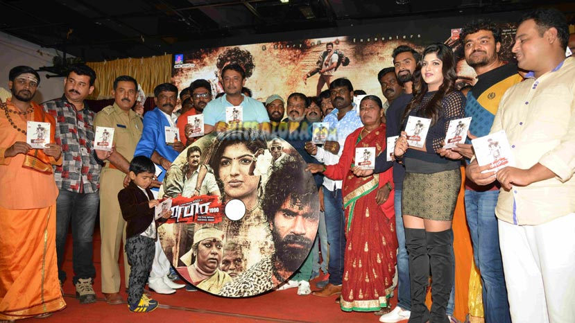 darshan releases kolara audio