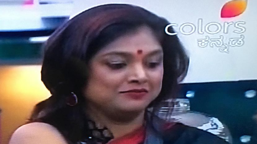 shalini out of big boss
