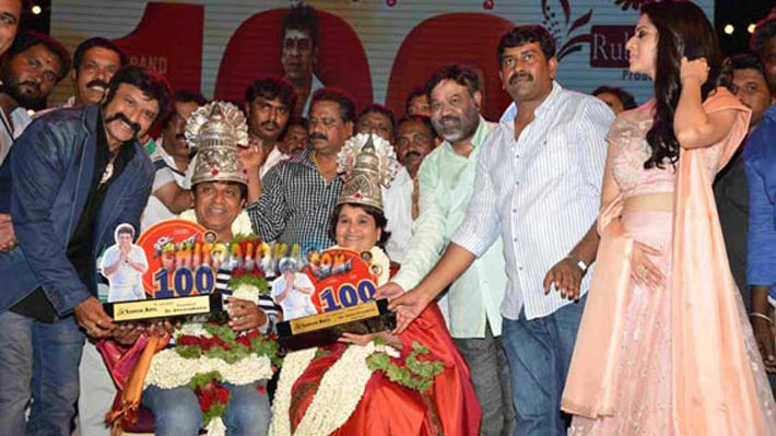 shivalinga 100 days success meet image