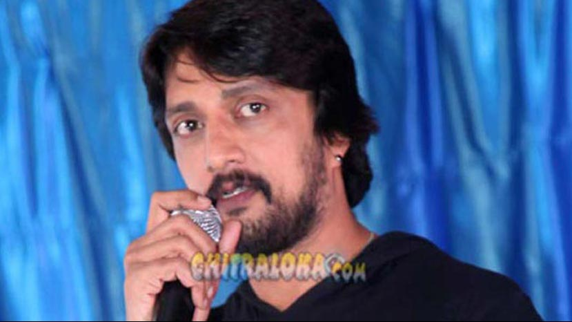 Kiccha SudEep has again come forward in helping. This time he has given one lak to Umesh who expired in the cauvery riot recently.