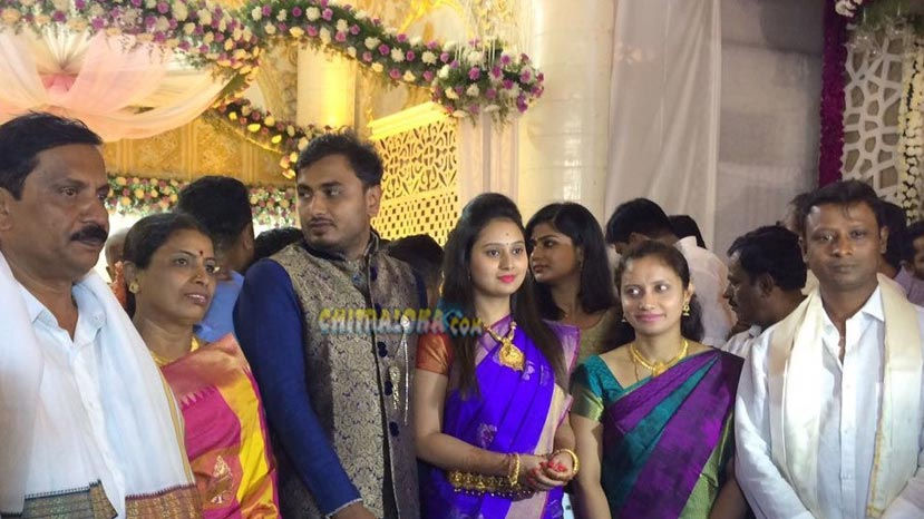 amulya engaged