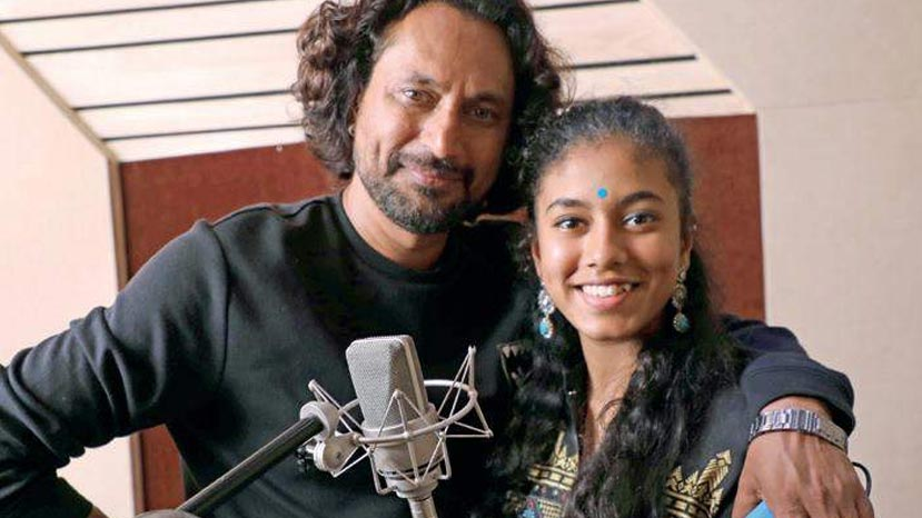 arun sagar's daughter now singer