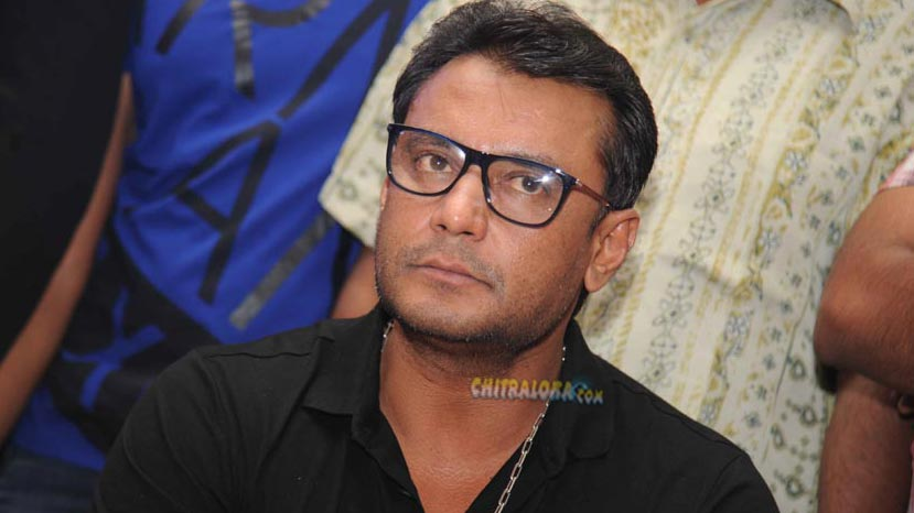 darshan met with an accident in mysore