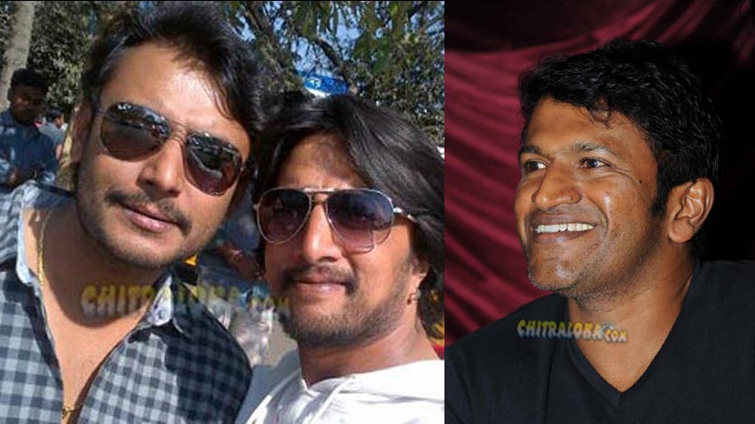 ready to act with sudeep and darshan says puneeth