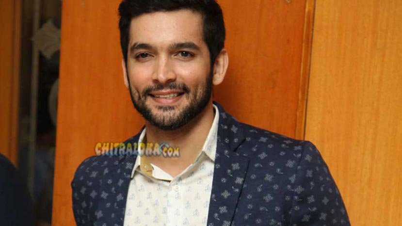 senna hegde to direct diganth