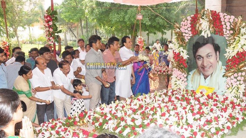 rajkumar 11th death anniversary