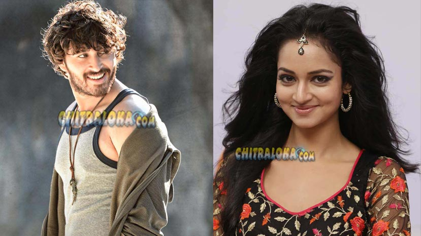 shanvi is the heroine for ishan