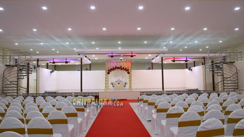 jaggesh convention hall inauguration on jan 29th