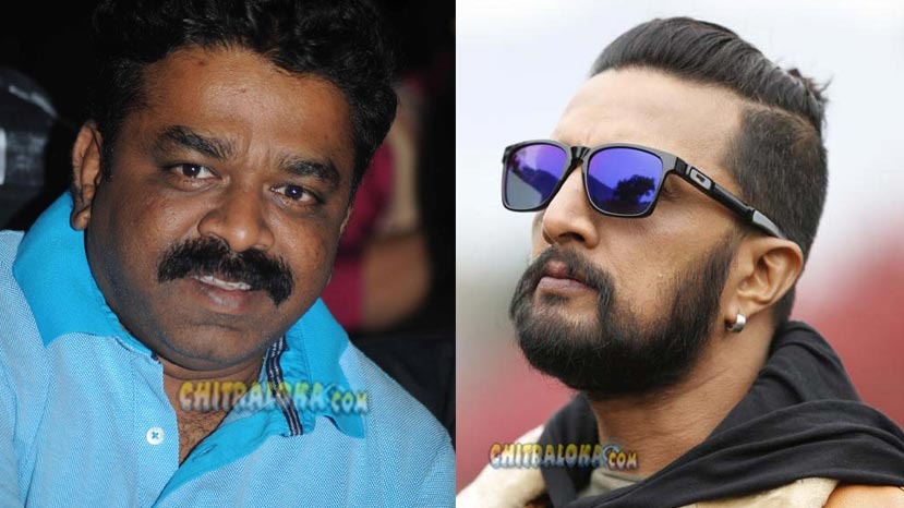 krishn to direct sudeep again