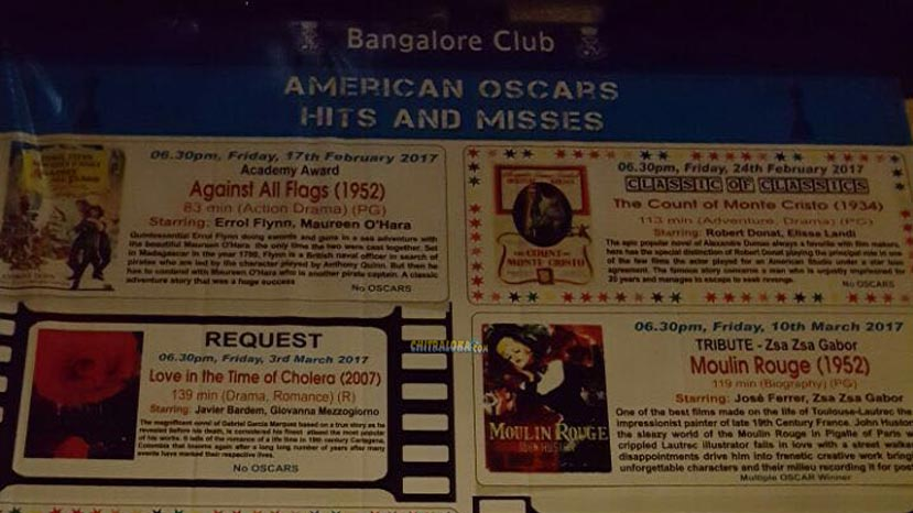 movie screenings in clubs image