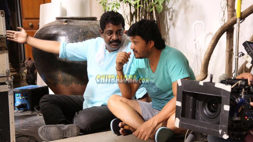 mugulunage shooting in pondicherry