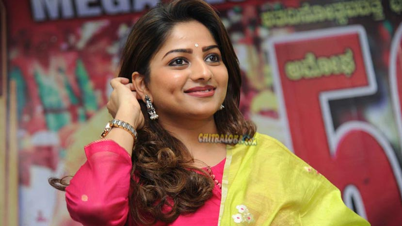 rachitha ram joins rustum team
