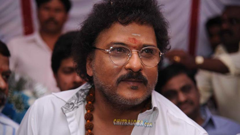 ravichandran preparation for krishna's role