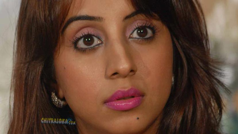 sanjjana galrani reacts to netixens comments