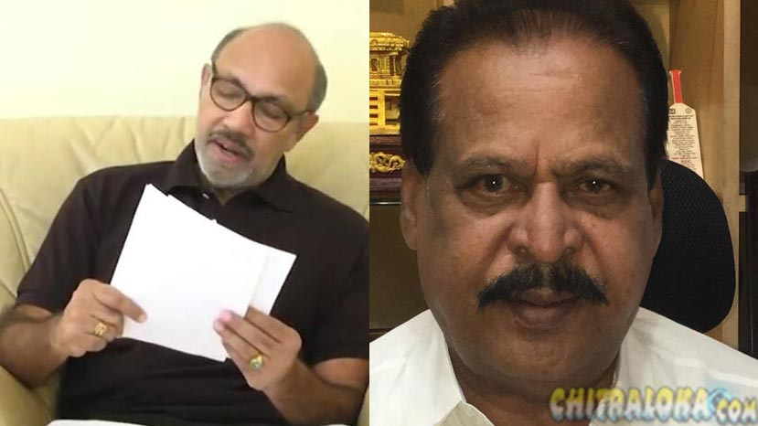 satyaraj's apology to karnataka