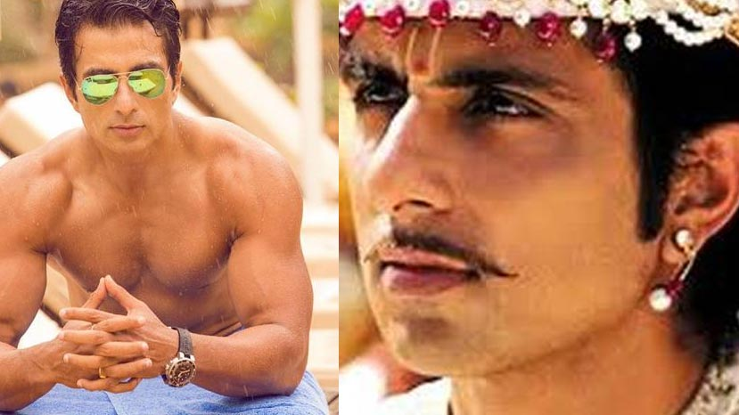 sonu sood as arjuna