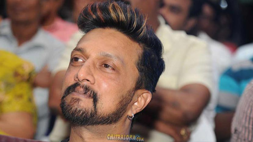 sudeep to sing at vishnu rastriya utsava