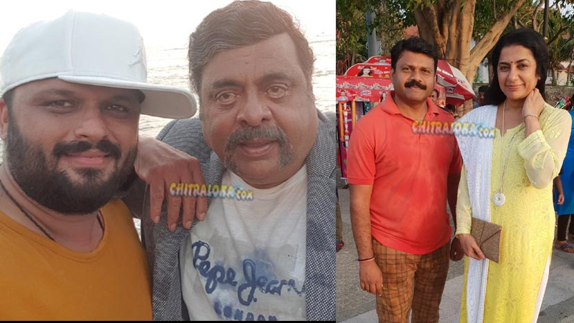 ambi ninge vaisaito shooting in kerala