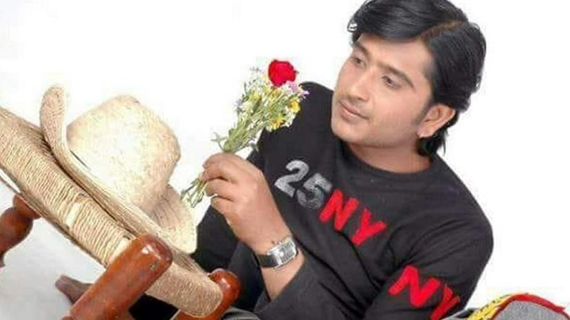 anchor chandan dies in accident