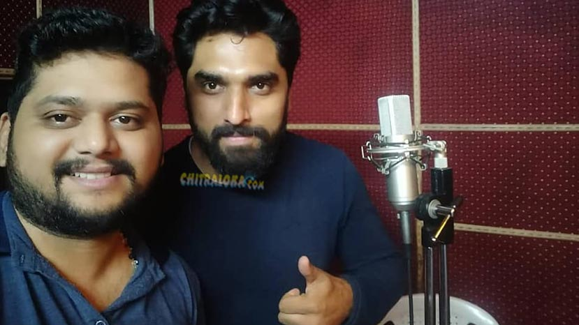 anish tejeshwar sings for vasu nan pakka commercial