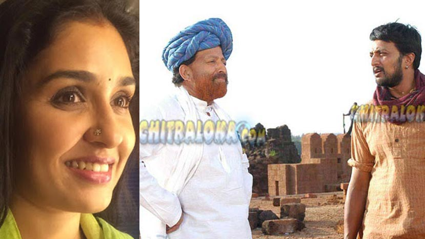 anu prabhakar dreams of vishnuvardhan and sudeep